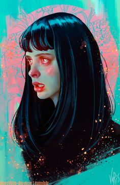 digital painting inspiration The Effective Pictures We Offer You About Illustra. Hr Giger, Painting Inspiration, Art Inspo, Breaking Bad Art, Krysten Ritter, Art Et Illustration, Animal Illustrations, Character Illustration, Film Serie
