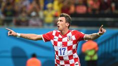 Mandzukic at the double as Song madness costs Cameroon