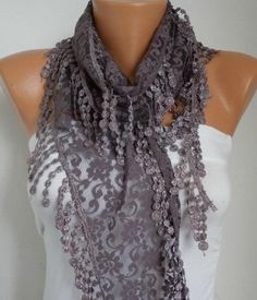 Mink Lace Scarf Mother's Day Gift Spring Summer Scarf Shawl Cowl Scarf Bridesmaid Gift Gift Ideas For Her Women's Fashion Accessories by anils http://jbscarves.com/s/mink-lace-scarf-mothers-day-gift-spring-summer-scarf-shawl-cowl-scarf-bridesmaid-gift-gift-ideas-for-her-womens-fashion-accessories-by-anils/