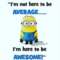 That's right!! #autism #minions by theautismvoice