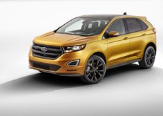The  Ford Edge Pushes Into Premium Car Territory With Major Upgrades