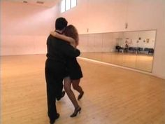 Cours de tango Argentin Milonga (9/9) - Tout sur la danse milonga - YouTube