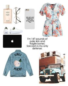 """#1"" by natalierhalder-1 on Polyvore featuring Converse and Être Cécile"