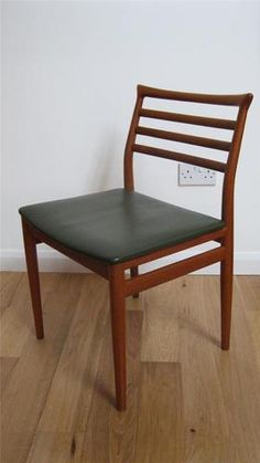 Another vintage chair option (can be re-upholstered)