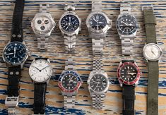 A pair of IWC 7-Day automatics, '00 Rolex GMT, Datejust 41mm, two Tudors Black Bays, two TAG Heuer Chronographs, a vintage Universal Geneve, and a Ball SpaceMaster have all been added to our site.  Let us know if you have any questions on any of our watches. We Watch, Tudor Black Bay, Popular Watches, Rolex Gmt, Bays, Iwc, Mechanical Watch, Tag Heuer, Whats New