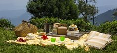 Enjoy a picturesque picnic in the hills   http://www.taylorshillkandy.com/ #LuxuryHotelsinSriLanka #BoutiqueHotelsinSriLanka #KandyHotels
