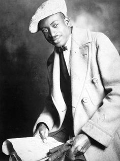 "Thomas Dorsey, 1929  ( Photo courtesy Frank Driggs Collection )  Thomas Dorsey, photographed in about 1929, was a popular blues pianist before his life was shattered in 1932. He devoted the rest of his life to gospel music, writing such anthems as ""Take My Hand, Precious Lord"" and teaching the first generation of gospel singers."