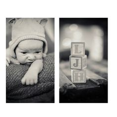 lyndon's newborn photo shoot