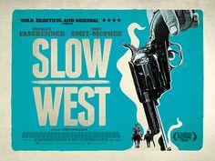 Slow West - movie poster - Scott Woolston