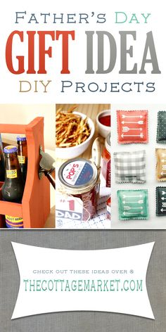 Father's Day is right around the corner and if you are looking for some cool hand made gift ideas.check our our Father's Day Gift Idea DIY Projects! Cheap Fathers Day Gifts, Homemade Fathers Day Gifts, Diy Father's Day Gifts, Fathers Day Crafts, Happy Fathers Day, Craft Gifts, Daddy Day, Fathers Day Quotes, Diy Presents