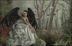 Black Angel by Nene Thomas