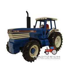 Britains 9321 Powerfarm Ford TW 35 Traktor 1/32