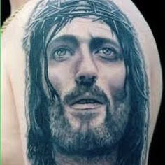 Jesus! Love the detail work!