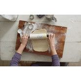 Found it at Joss & Main - Clever Kitchen That's How We Roll Rolling Pin by Hallmark Home & Gifts