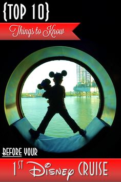 Adventure In The Great Wide Somewhere~A Disney Blog: Ten Things To Know Before Your First Cruise