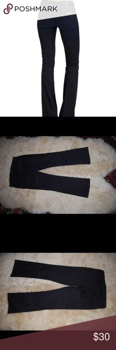 7 for all Mankind black Kimmie bootcut jeans 7 for all mankind, size 29, black kimmie bootcut. Never worn. 7 For All Mankind Jeans