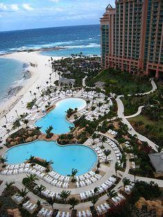 The Atlantis, Paradise Island, the Bahamas