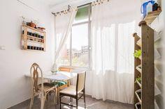 El dormitorio de las estrellas - en Barcelona Barcelona, Curtains, Interior Design, Room, Home Decor, Stars, House Decorations, Yurts, Interiors