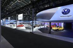 rgb | Volkswagen Messeauftritt Auto China 2016 Peking