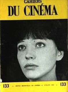 Cahiers du Cinéma magazine, no. July Anna Karina in Vivre sa vie watches the actress Maria Falconetti in The Passion of Joan of Arc directed by Carl Theodor Dreyer Anna Karina, Carl Theodor Dreyer, New Wave Cinema, Book Posters, Movie Posters, Francois Truffaut, French New Wave, Poster Boys, Jean Luc Godard