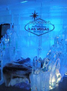 Minus5 Ice Bar, Las Vegas - one of the funniest things we did in Vegas 2012