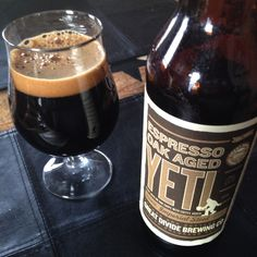 94  outstanding - Espresso Oak Aged Yeti Imperial Stout - Great Divide Brewing Co http://www.beeradvocate.com/beer/profile/158/42723/