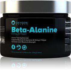 Beta-Alanine de Okygen favorece la resistencia muscular y retrasa la aparición de la fatiga. GARANTIA OKYGEN  http://www.okygen.es/producto/beta-alanine/  info@okygen.es +34690787427
