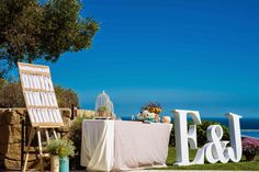 deco for weddings. Dos en la Pasarela: bodas