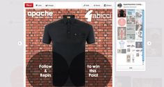 Apacheonline are running a Gabicci Competition to win this Gabicci Polo Shirt. Like Image, Image Editing, Polo Shirt, T Shirt, Competition, Shirt Dress, Dresses, Fashion, Editing Pictures