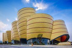 Dalian Wanda Taps Beijing Olympics Design Talent to Fuel China's Middle-Class Leisure Boom