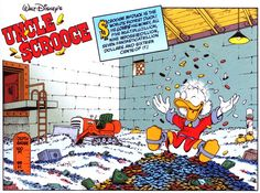 How much money does Scrooge McDuck have? - Imgur