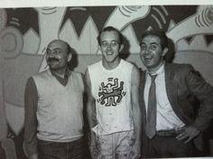 Milano, muore a 73 anni Salvatore Ala. Storico e brillante gallerista, portò in Italia Keith Haring e Anselm Kiefer, promuovendo l'Arte Povera oltreconfine