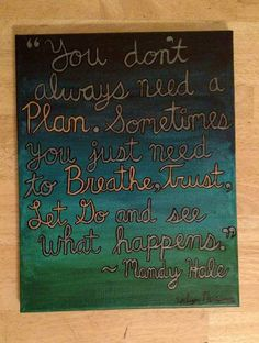 Quote art by EvelynsArtsAndCrafts on Etsy