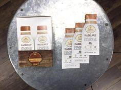 New!! Travel Box Hazelnut (20 Packets) | Leaner Creamer