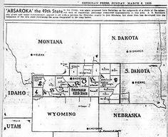 the state of Absaroka