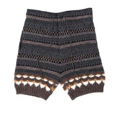 Sacai Knit Shorts