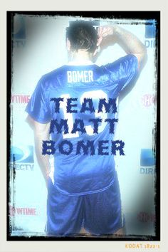 """Team Matt Bomer"" all the way!"
