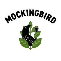 New smoothie brand 'Mockingbird Raw Press' has launched with design by B&B studio Juice Branding, Logo Branding, Logos, Packaging Design, Branding Design, Logo Design, Brand Identity Pack, Studio Logo, Typographic Design