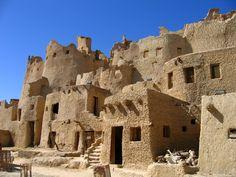 Siwa Egypt | File:Siwa-Homes2009.jpg - Wikipedia, the free encyclopedia