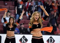 NHL Ice Girls: Anaheim Ducks