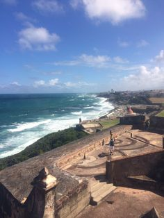 the fort in old san juan