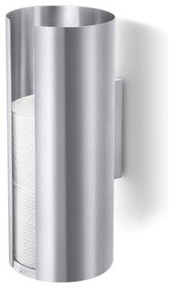 Tubo Spare Toilet Roll Holder - modern - toilet accessories - by AllModern
