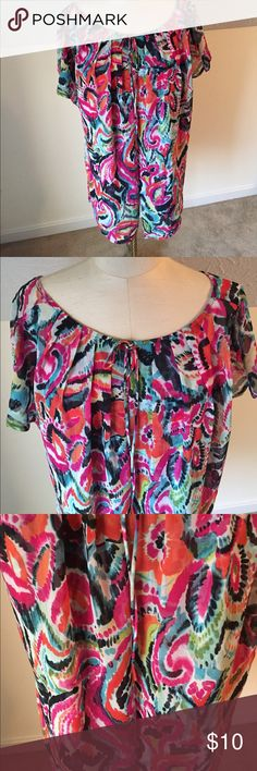 1X blouse New Directions woman brand, 1X top, excellent condition new directions Tops Blouses