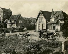Villa Antonetta en Pension Rosy, gebouwd door J.T. de Bes