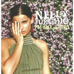 nelly furtado i'm like a bird CD single