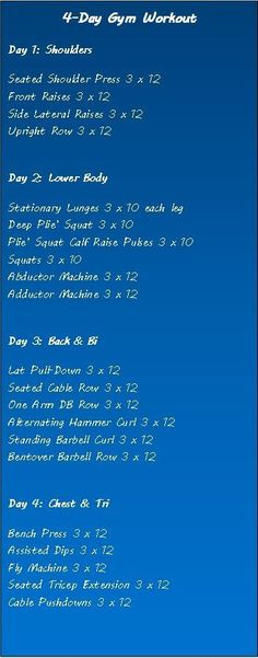 balanced gym workout routine for women to lose weight Wish to have some variety in your exercise regimen? Here are useful tips and a sample workout program, that will help you to come up with your own personal weight loss program using gym workouts. Fitness Workouts, Fitness Motivation, At Home Workouts, Fitness Hacks, Fitness Plan, Workout Exercises, Fitness Quotes, Work Out Routines Gym, Workout Routines For Women