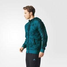 ecfe8ebddfa4 adidas - Sport Essentials 3-Stripes Hoodie Adidas Sport, Essentials,  Stripes, Sports