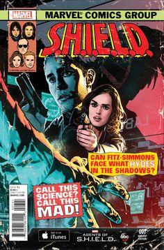 S.H.I.E.L.D. #7 (S.O.S. Part One)