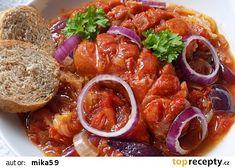 Food Videos, Sausage, Foods, Meat, Food Food, Food Items, Sausages, Chinese Sausage