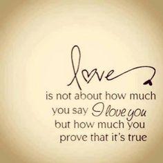 True love quote<3